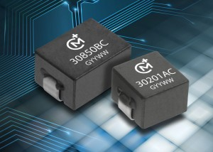 3000A & 3000B : Low profile surface mount power inductors suit high frequency switching applications