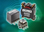 5300, 5400 and 5500 : Three new series of current sense transformers designed for latest applications in high frequency equipment