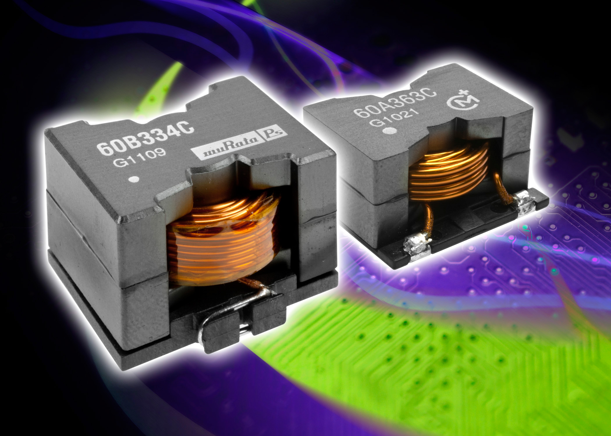 6000a 6000b Surface Mount Power Inductors Offer Lowest Dc Circuits With Resistance And High Current