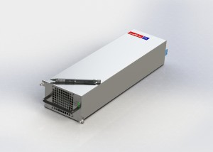 Murata today announced the D2U5T-H3-7000-54 hot-swappable, AC/DC power supply with wide-range three-phase input from Murata Power Solutions. This internally cooled supply provides a 7,000 Watt, 54VDC main output at up to 95.5% efficiency at 50% load. A user selectable standby conveniently offers an output of either 3.3 or 5 VDC. The D2U5T Series offers true 3-wire, 3-phase operation at 7,000 Watts from either a Delta or Wye source. With an input range of 320-525VAC, the D2U5T accommodates 480VAC installations in North America as well as 380VAC installations internationally. With input from voltage sources between 180-264VAC, the D2U5T Series will provide reliable 3,500 Watt operation. Active power factor correction gives this supply a 0.99 power factor and less than 10% harmonic current. Packaged in an industry-standard 2U format and delivering a 23.1 Watt per cubic inch power density, the D2U5T is designed for use in industrial and large data center applications where high efficiency, high power conversion is vital. For larger power requirements, as many as three units can be connected in parallel. This will provide up to 14,000 Watts in N+1 operation, and up to 21,000 Watts in non-redundant applications. The D2U5T Series features over-voltage, over-current, and over-temperature protection. Status LEDs provide a visual indication of power supply status for any fault conditions occurring in the input, output, or power conversion stages of the unit. Control and monitoring of the unit is also possible using the standard PMBus™ interface.
