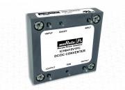 ICQ Series : Efficient 250W baseplate cooled quarter-brick DC-DC converter