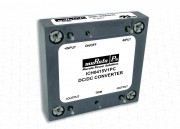 ICH Series : Efficient 360-500W baseplate-cooled half-brick DC-DC converter
