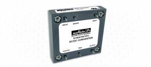 ICH Series : Efficient 360-500W baseplate-cooled half-brick DC-DC converter