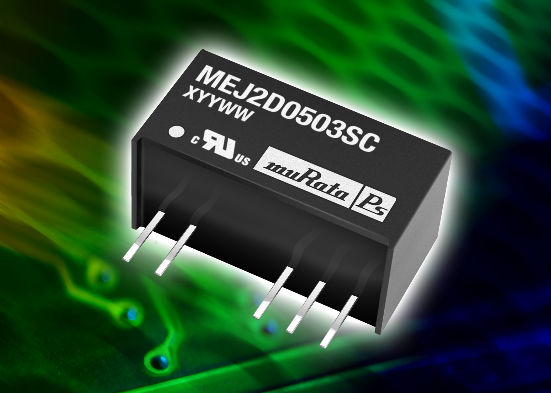 Mej2 Extends Power Rating Of 52 Kv Isolation Miniature Dc Converter Converters