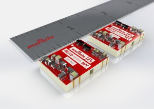MGJ1 : Murata DC-DC converter powers gate drives for optimal performance and efficiency