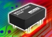 NCS12 : 12 Watt DC-DC converter offers 4:1 wide input range and tight line regulation