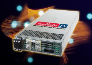 C1U-W-1200-12-Tx & C1U-W-1200-48-Tx : AC/DC Front End power supplies provide high density, high efficiency bulk power to servers, workstations and storage systems