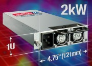 D1U : AC/DC Front-End Power Supplies Provide Improved Efficiency and Energy Cost Savings for Distributed Power Applications