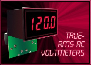 DMS-20RM : Fully integrated true-rms Voltmeters measure to 0V for complex AC voltages