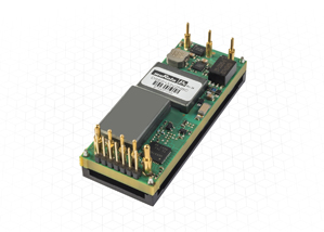 400W 1/8th Brick DC-DC converters support PMBus protocol for communication