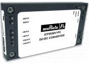 ICF Series : Un convertisseur DC/DC 1 kW au format brique pour applications industrielles et batteries.
