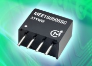 MEE1 : Isolated 1 W DC-DC converter offers tight load regulation and improved efficiency