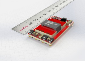MGJ6 wide, low-profile series converters