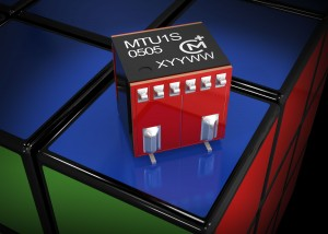 MTU1 : Murata Power Solutions sets a new standard for 1 Watt isolated DC-DC converters