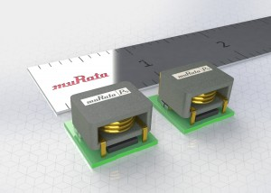 OKDL Series : Digitally controlled PoL converters in high density packaging from Murata