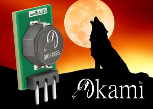 OKI-78SR : Additions to Murata Power Solutions' Okami™ PoL converter range feature ultra-wide input in compact package