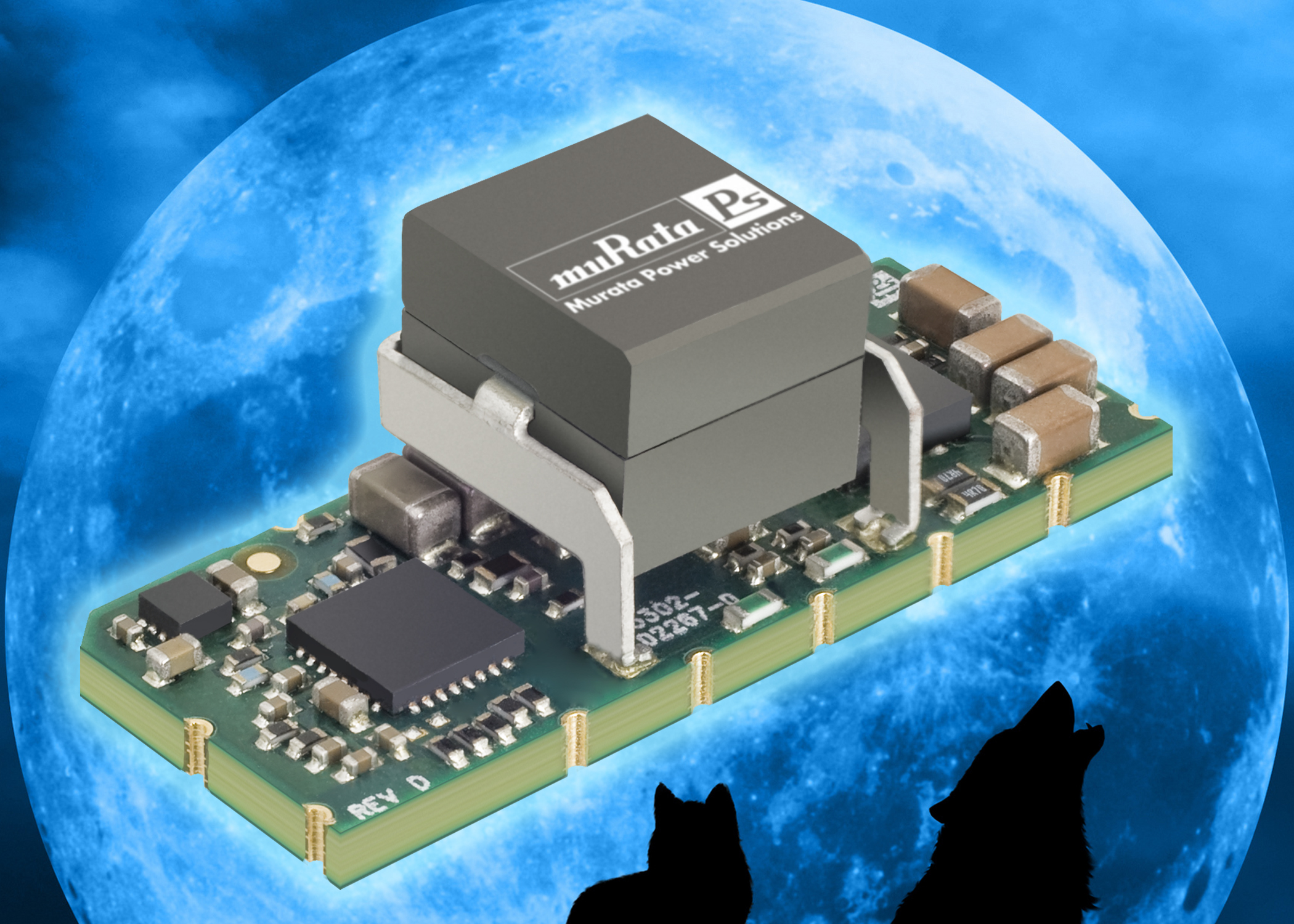 Oklf T 25 W12n Murata Adopts Powervations Digital Control Dc Semiconductors And Electronics In An Easy To Understand Architecture For Latest