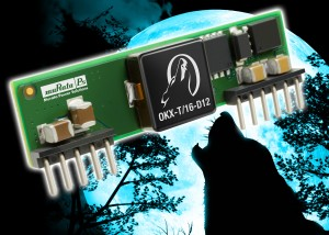 OKX T/10 & T/16-D12 : Addition of 10A and 16A SIP models extends choice of OKAMI™ DOSA-compliant Point-of-Load DC/DC Converters