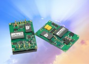UCQ : Quarter-Brick UCQ Series DC/DC Converters Provide Economical Solution with Outstanding Thermal Performance