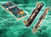 UEE 150W Series : Murata Eighth Brick DOSA compliant 150 W DC DC converter suits distributed power applications
