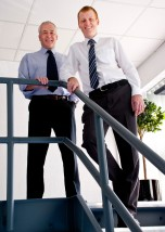 Two senior appointments at Murata Power Solutions' Milton Keynes headquarters