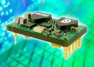ULS 60-Watt : Sixteenth-brick DC/DC converter from Murata Power Solutions combines high power and efficiency for space-constrained designs