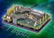 UQQ : 4:1 Wide Input, Highly Efficient 100W Quarter-Brick DC/DC Converters