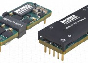 UWE-12/10-Q12 : Murata's Eighth-Brick DC-DC Modules Have Ultra-Wide Vin Range for Improved System Availability